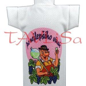 Tričko dárkové na láhev Pro nejlepšího vinaře