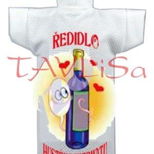 Tričko dárkové na láhev Ředidlo hustého spermatu